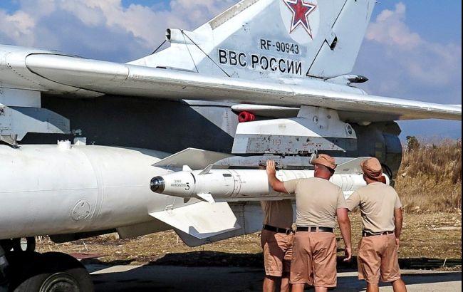 Фото: російський вертоліт бойовики обстріляли