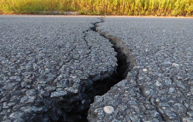 На западе США произошло мощное землетрясение