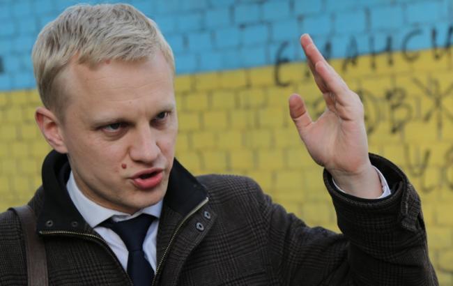 Шабунин признал, что перечислял деньги с ЦПК на собственный ФОП, - активист