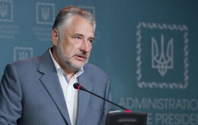 Фото: глава Донецкой ОГА Павел Жебривский