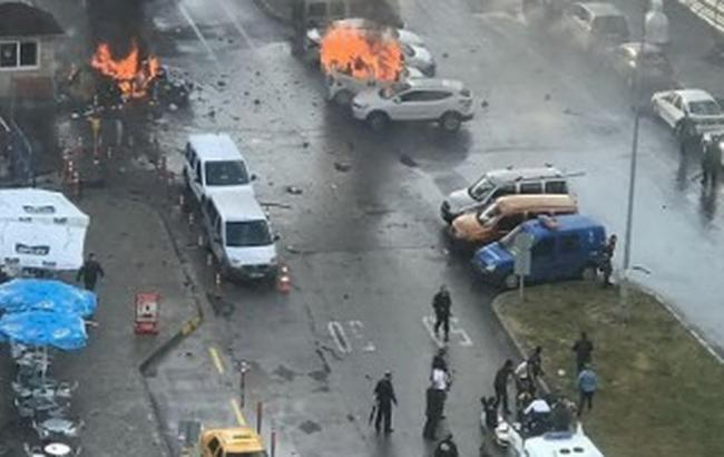 Теракт в Туреччині: українців немає серед постраждалих від вибуху в Ізмірі