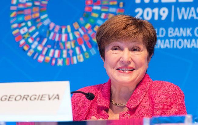 В МВФ оценили мировые убытки от коронакризиса