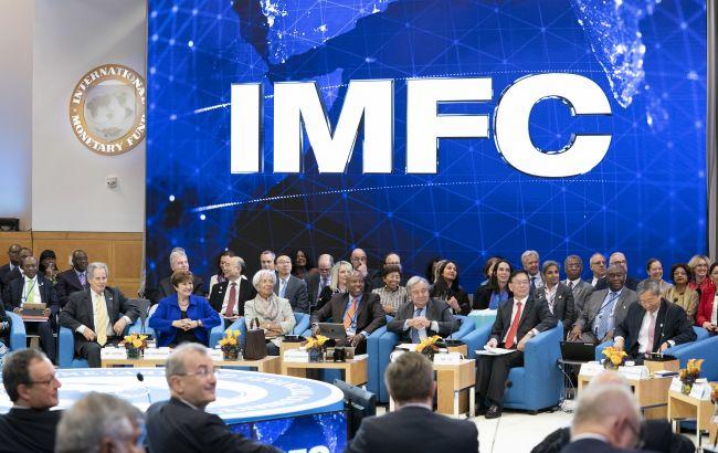 Програма для України поки що відсутня у порядку денному Ради директорів МВФ