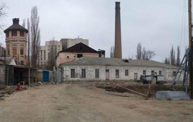 Фото: Строительство жилого комплекса в Симферополе