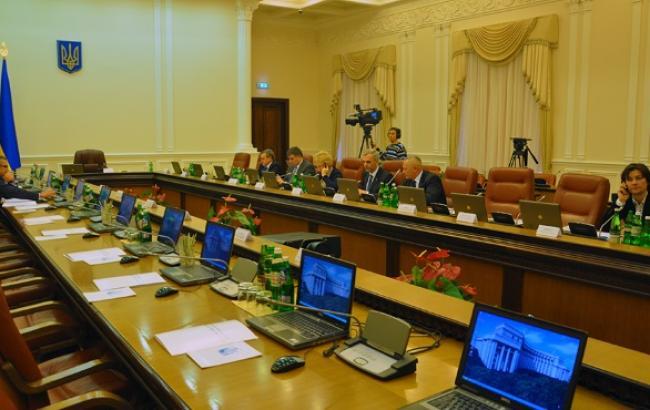 Кабмин утвердил список из 13 гособъектов, подлежащих охране Нацгвардией