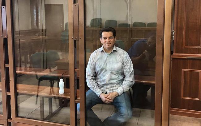 МЗС висловлює протест РФ щодо незаконного вироку Сущенку