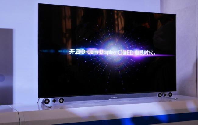 Фото:у Китаї хочуть налагодити власний випуск органічних панелей для телевізорів