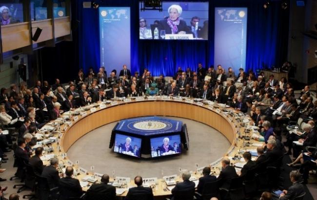 МВФ представив оновлений макроекономічний прогноз щодо України