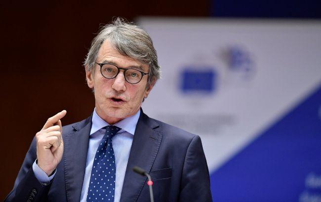 Глава Європарламенту відреагував на санкції Росії: погрози не змусять нас мовчати