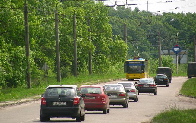 У Львівській області перекрили трасу через відсутність електропостачання
