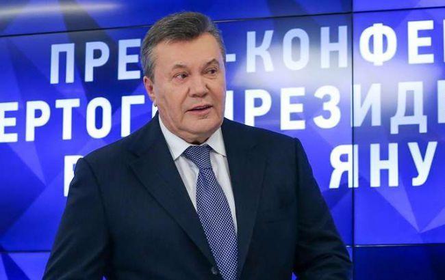 Янукович планирует вернуться в Украину