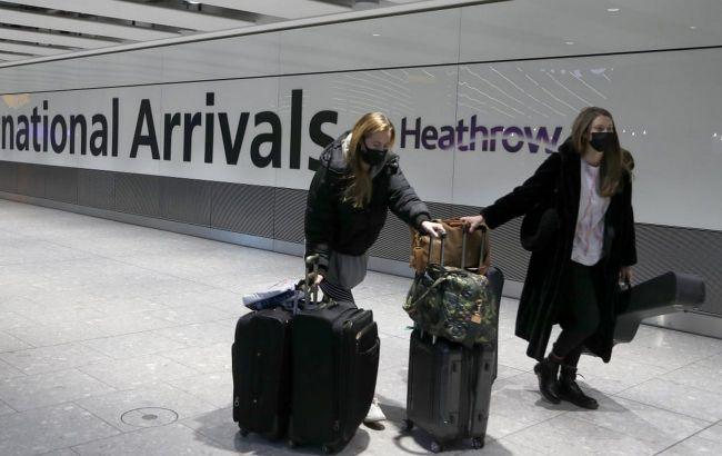 Великобританія готується до літніх туристів: жителям чотирьох країн заборонили в'їзд
