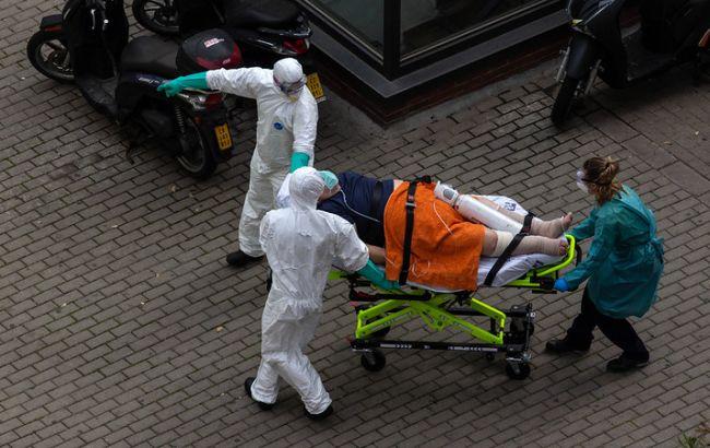 В Тернопольской больнице от коронавируса умерла женщина