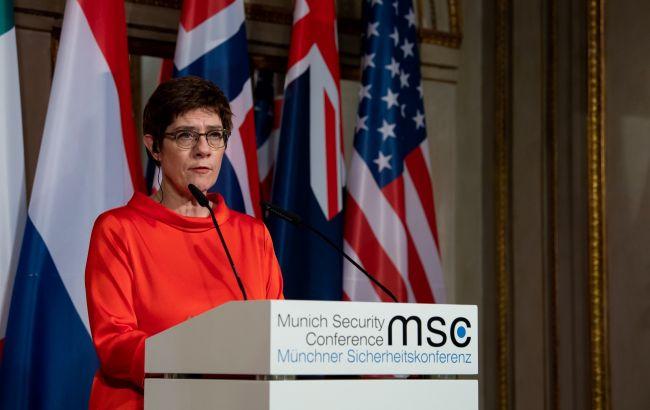 Минобороны Германии: из-за действий России растут вызовы для региона
