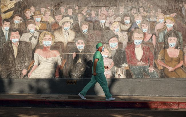 В Беларуси коронавирусом заболели более 20 тыс. человек