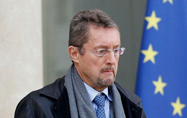 Фото: чиновник Міноборони Франції Бернар Бажоле розповів про хід розслідування