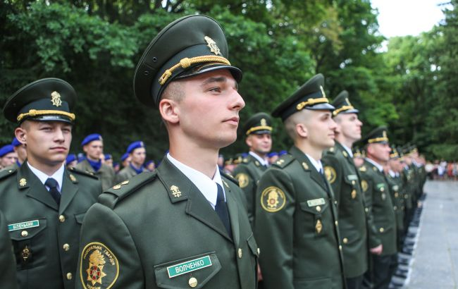 У Міноборони визначили терміни вступу у військові навчальні заклади