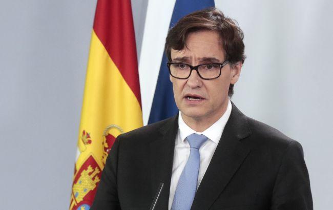 В Испании создадут реестр отказавшихся прививаться от COVID-19