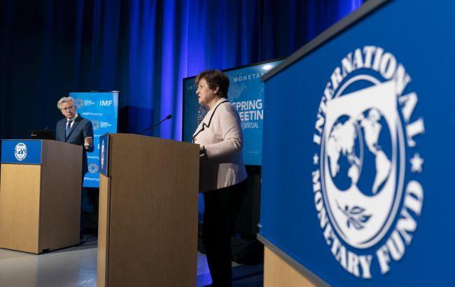 Поки без траншу: України немає в порядку денному засідань Ради директорів МВФ