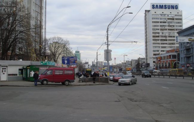 Фото: проспект Перемоги