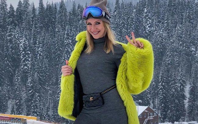 """""""Откопайте, обогрейте"""": Лесю Никитюк в Карпатах засыпало снегом"""