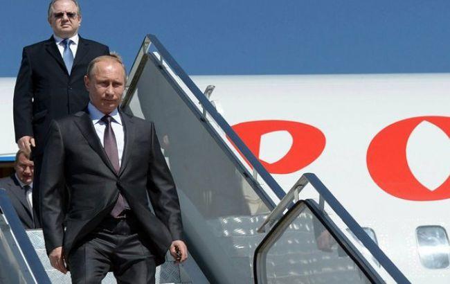 Песков: Кремль вовремя объявит вслучае визита Владимира Путина вПариж