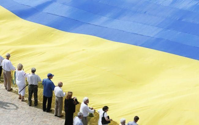 Госстат назвал численность населения Украины на 1 января