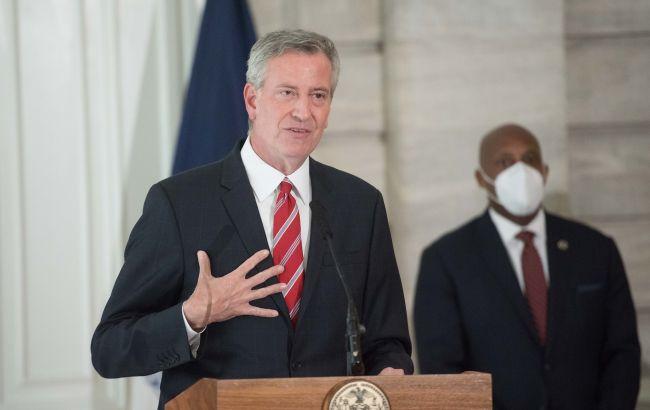 Протесты в США: полиция арестовала дочь мэра Нью-Йорка