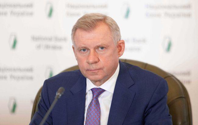 Смолий рассказал банкирам о причинах своей отставки