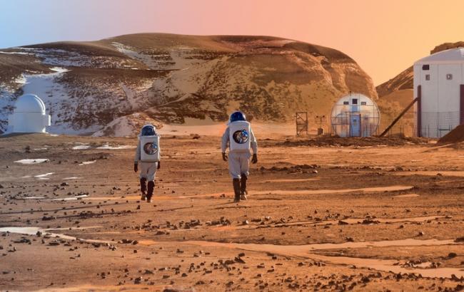 Фото: Українця долучили до програми колонізації Марса