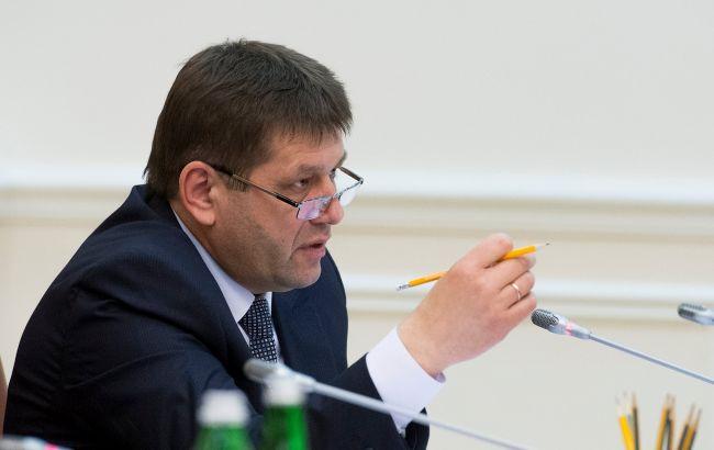 Фото: віце-прем'єр-міністр України Володимир Кістіон
