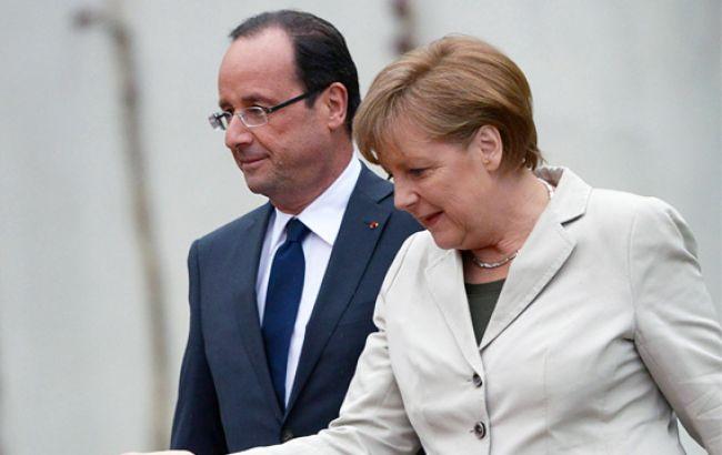 «Санкции против Российской Федерации придется продлить»— Меркель иОлланд