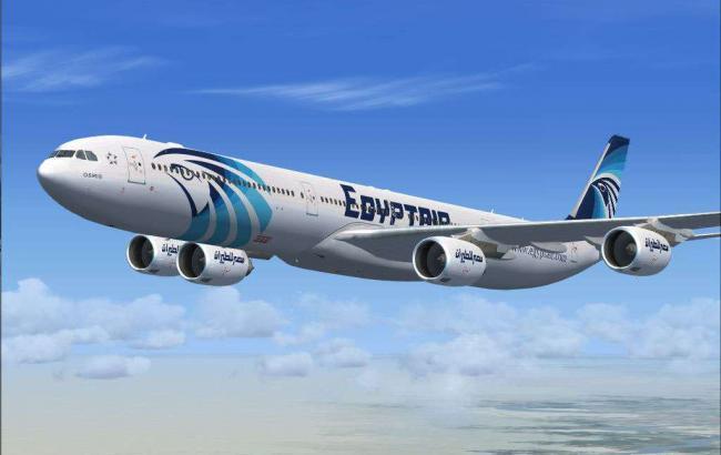 В Єгипті повідомили про вибух на борту літака EgyptAir