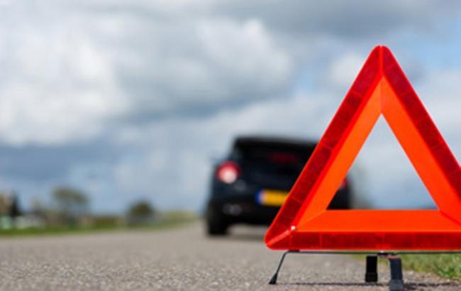 Крупная авария произошла на автостраде возле Мельбурна