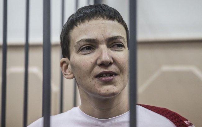Фото: Надежду Савченко могут сегодня выдать Украине