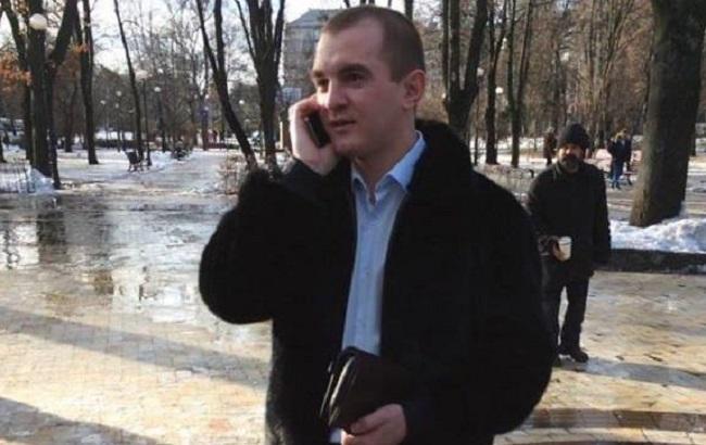 Фото: депутат райсовета Матвей Евсеенко