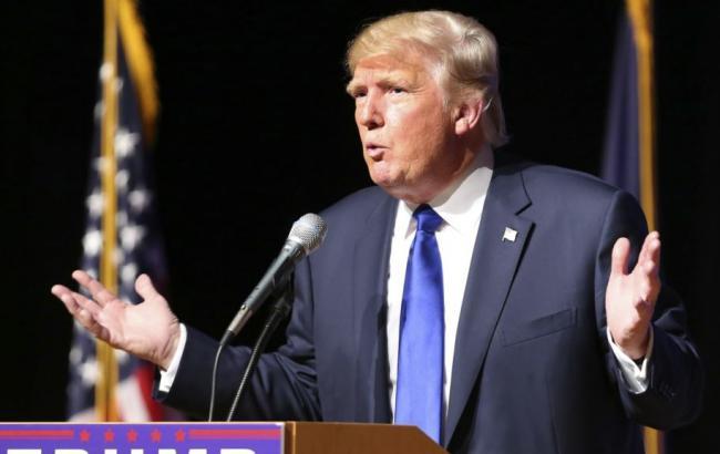 Фото: дебаты Трампа и Клинтон