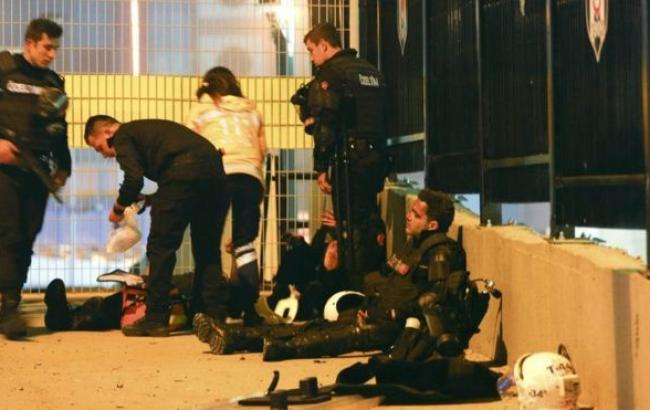 В результаті вибуху в Стамбулі загинули 15 осіб