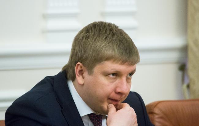 Коболев оценил ГТС Украины в30 млрд. долларов