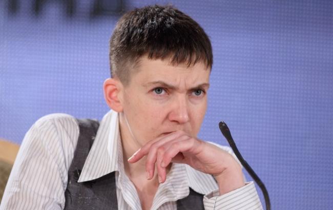 СБУ: Савченко обвинят в злодеянии, если соберут довольно свидетельств