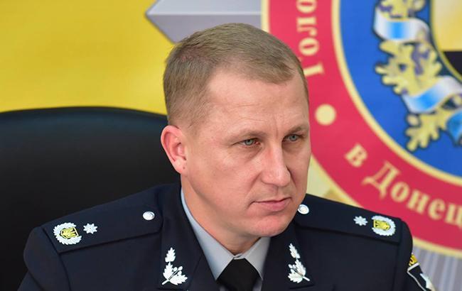За останні три роки вбито 17 правоохоронців Донецької області, - Аброськін