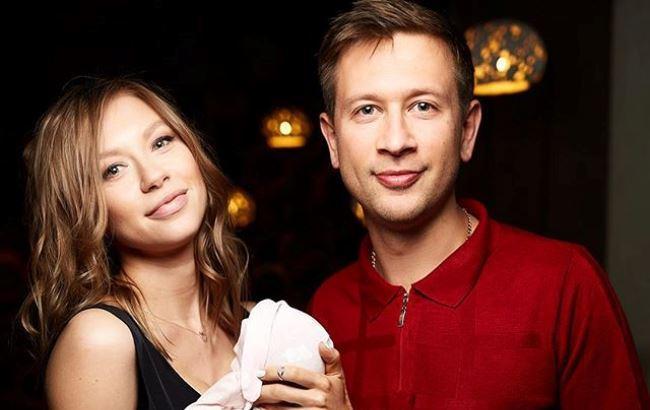 Фото: Дмитро Ступка та Поліна Логунова (instagram.com/polinalogunova)