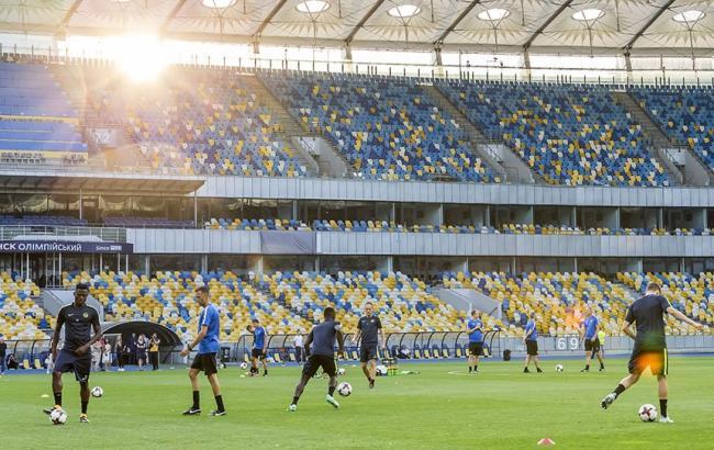 Фото: Динамо - Янг Бойз (bscyb.ch)