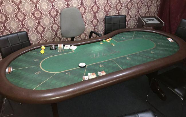 Фото: підпільне казино (прокуратура Києва)