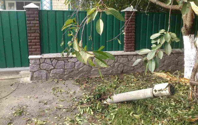 Фото: Калиновка после взрывов на складе боеприпасов (пресс-центр ГСЧС)