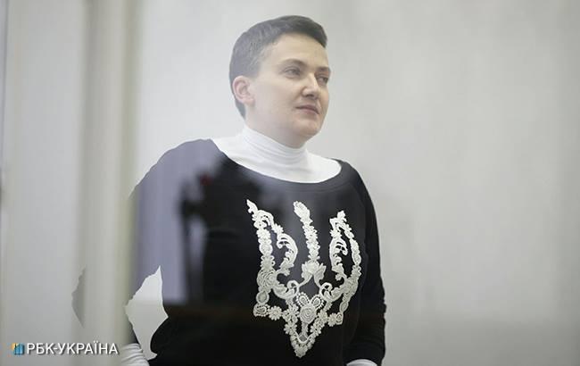 Суд отказал Савченко в отводе судей