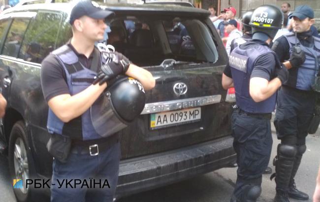 Под ВР заявили о трех пострадавших активистах