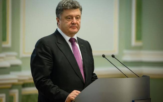 Порошенко: Росія може анексувати інші країни під приводом захисту російськомовних