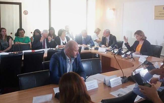 Фото: заседание комитета (iportal.rada.gov.ua)