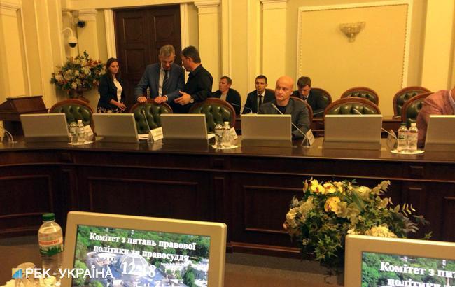Комітет Ради підтримав закріплення курсу України до НАТО і Євросоюзу